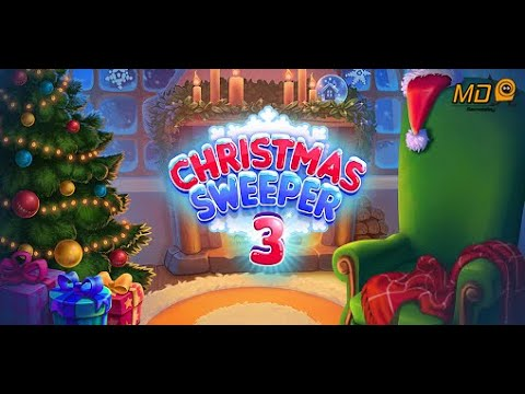 Christmas Sweeper 3 - Gameplay IOS & Android