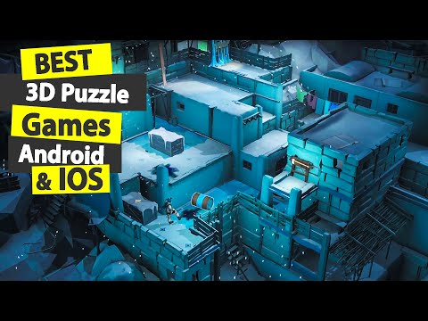 Top 10 Best 3D Puzzle Games for Android & iOS 2020 | HD android games 2020 | Game Rev