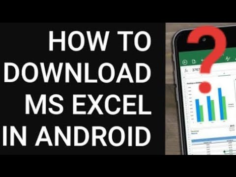 Best EXCEL App for Android Free Download Best Microsoft Excel APP for ANDROID FREE DOWNLOAD