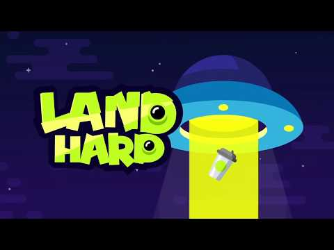 video review of Land Hard: UFO Thief