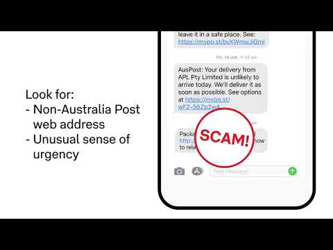 How to spot an SMS Phishing Scam