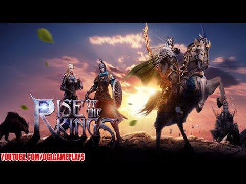 Rise of the Kings Android/iOS Gameplay