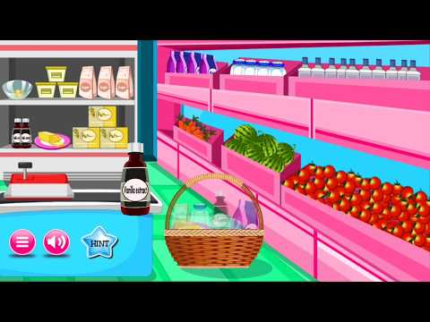 Fun Cooking Games - Sweet Cookies | Food Recipes - Cooking For Kids #2 HD
