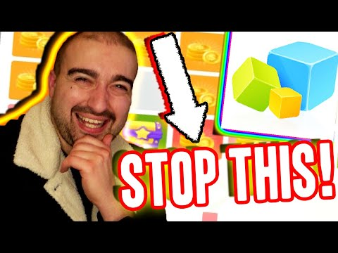 1010 Block Fun App IS A SCAM! - Earn Prizes Cash Money Paypal Credit Card Review Youtube Finances
