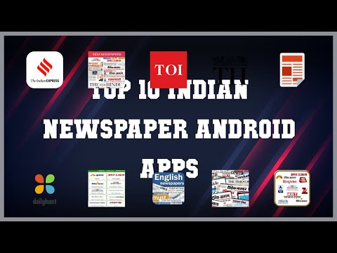 Top 10 Indian Newspaper Android App | Review