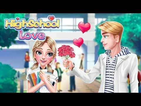 High School Love Story - Android gameplay Movie apps free best Top Film Video Game Teenagers
