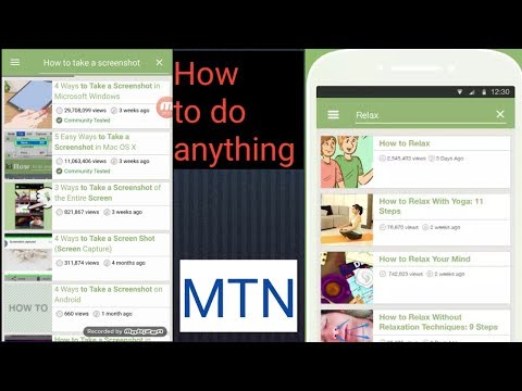 WikiHow Android App - How to do anything !!!