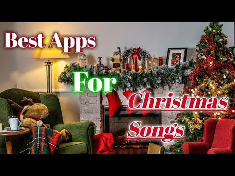 Mobile Apps For Christmas Songs - Merry Christmas