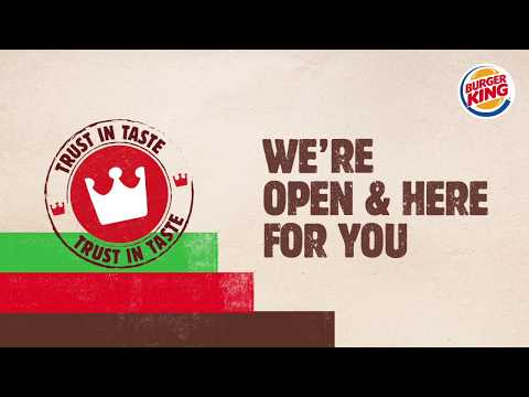 video review of Burger King India