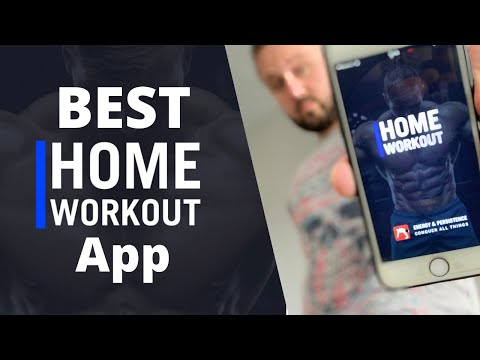 Best Home Workout app Without Equipment (calisthenic based)