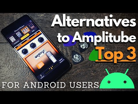 My Top 3 Alternatives to Amplitube on Android