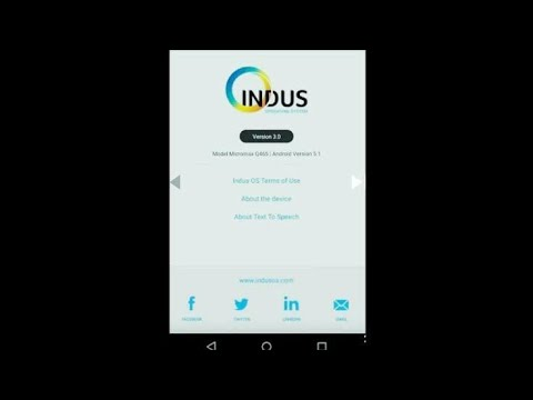 indus launcher keeps stopping indus launcher has stopped