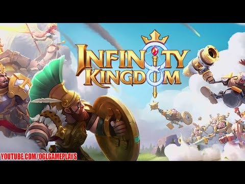 Infinity Kingdom - Android Gameplay First Look
