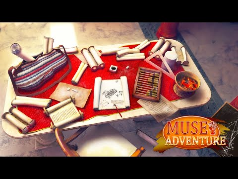 Inventor's Muse - Escape Room Adventure (Android Gameplay)