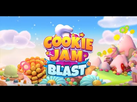 Cookie Jam Blast™ Match 3 Game  - Gameplay IOS & Android