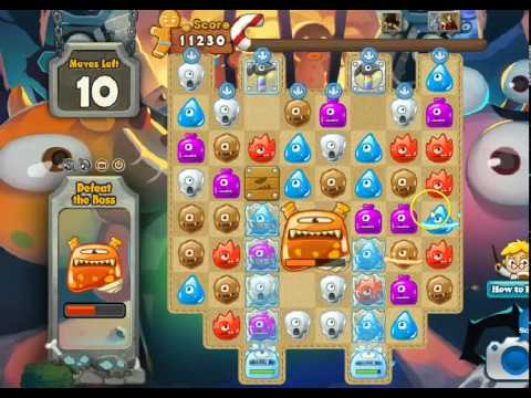 Monster Busters Quest 9 Den Of Freeze