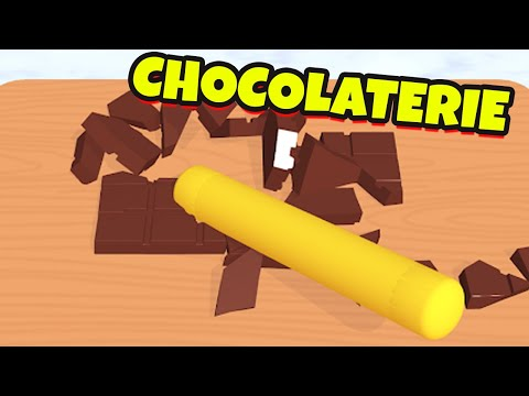 Chocolaterie game part 1