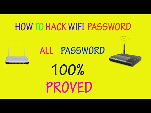 How to Connect with Wifi  Free to Connect All wifi