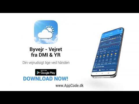 video review of Weather in Denmark from DMI and YR