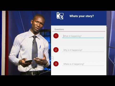 How to use NTV GO, the new citizen journalism app from NTV