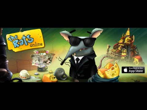 ShortPlay #332 The Rats Online Android Gameplay