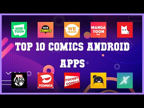 Top 10 Comics Android App | Review
