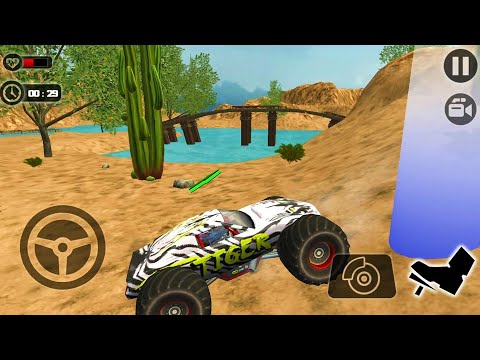 Off road Monster Truck Derby - MONSTER TRUCKS ANDROID GAMEPLAY - Android Gameplay 2021