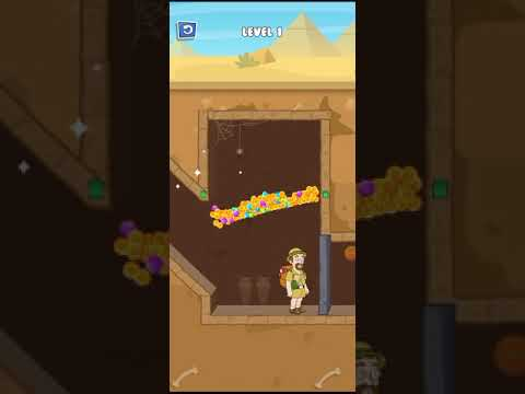 pull him out android ios gameplay level 1 pull him out walkthrough