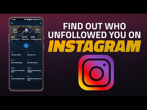 How to Find Out Who Unfollowed You on Instagram