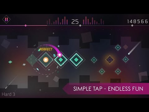 Beat Tiles: Rhythmatic Tap - Android / iOS Gameplay