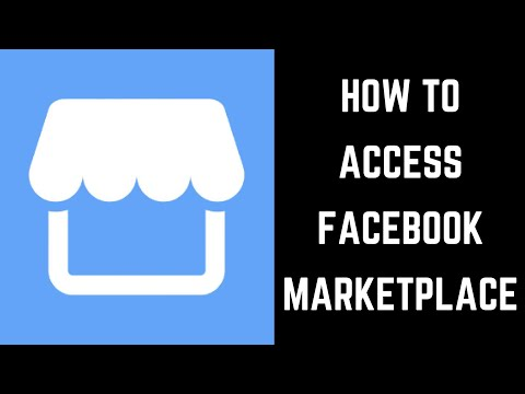 How to Access Facebook Marketplace