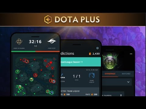 The new Dota Pro Circuit companion app seems fun but there are problems