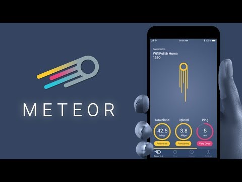 video review of Meteor