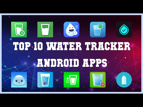 Top 10 Water tracker Android App | Review