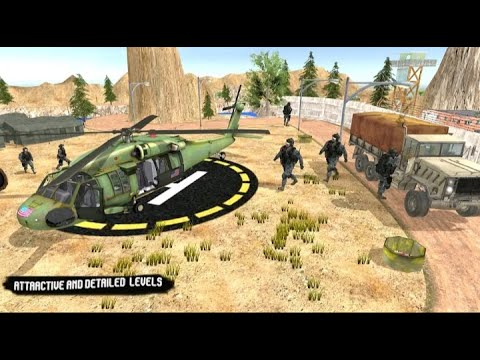 US Army Truck Pro:Army Transport android games