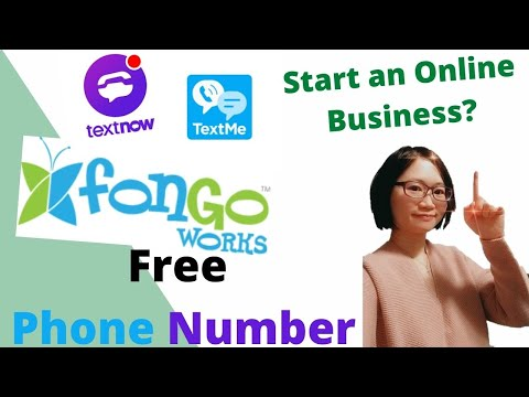 A Free Phone Number For Online Business? TextNow, TextMe, Fongo Review
