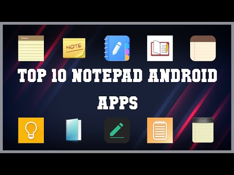 Top 10 Notepad Android App | Review
