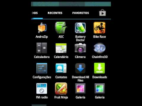App android : Download all files