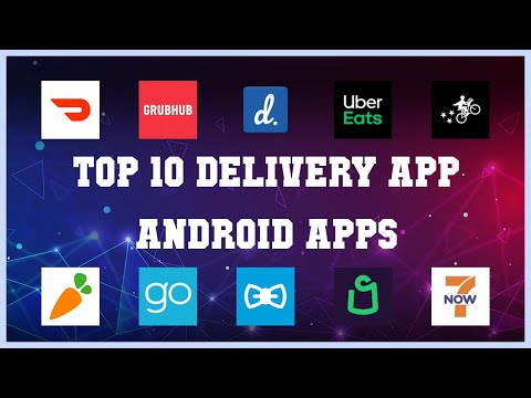 Top 10 Delivery App Android App | Review