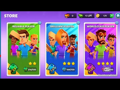 Hitwicket Superstars Cricket Game // Players Recruiting // Android // Gameplay #07
