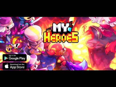 My Heroes Sea: How To Download Game In Play Store Android