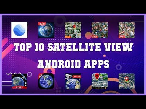 Top 10 Satellite view Android App | Review
