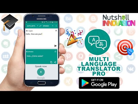 Best App for Tourists ! Speak and Translate Voice Translator and Interpreter in Real Time