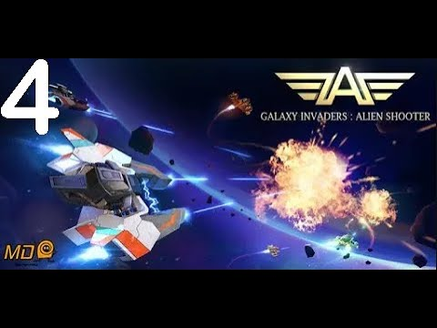 Galaxy Invaders: Alien Shooter - Gameplay IOS & Android-Part 4