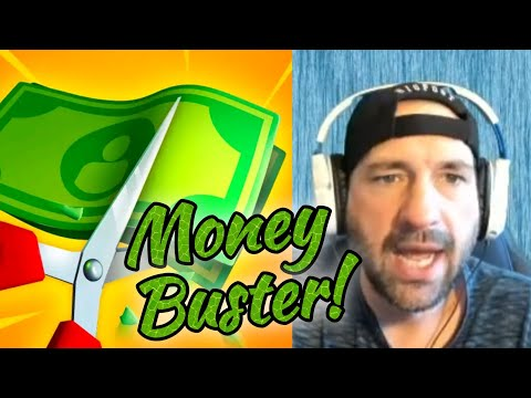 MONEY BUSTER | Android / Google Play, iOS / App Store Game Review / LP Gameplay Youtube YT Video