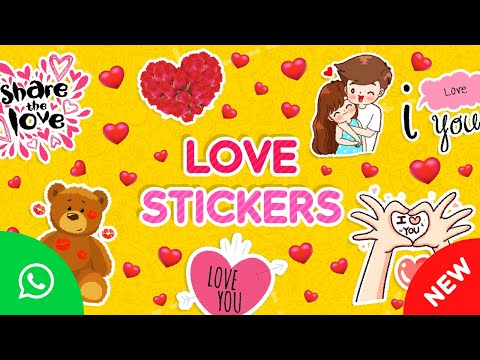 Love Stickers for WhatsApp - WAStickerApps Free Stickers