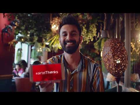 video review of Airtel Thanks