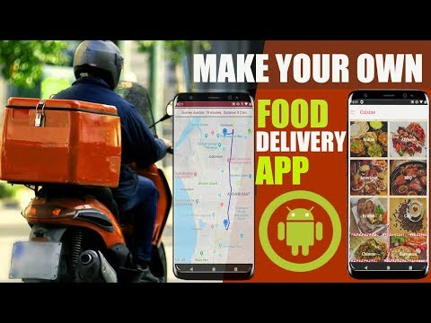 How To Make Multi Restaurant Food Ordering & Delivery App in Android Studio