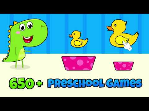 video review of Toddler Games for 2, 3, 4 Year Olds