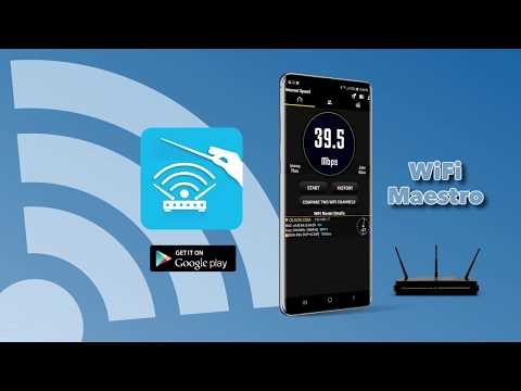 video review of WiFi Speed Test